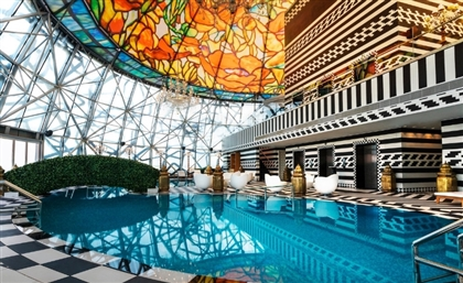 9 of the Most Beautiful Hotel Pools in the Middle East