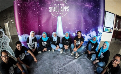 NASA Looks for Egyptian Innovators with Space Apps Hackathon