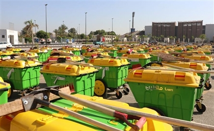These Two New Companies will Be Charged with Cleaning Cairo's Streets