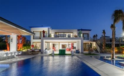 Hany Saad's Hacienda Summer House Wins Platinum Muse Award