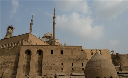 Bab al-Azab at Cairo Citadel to Be Transformed into Creative District