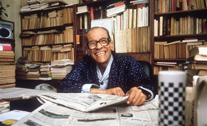 Naguib Mahfouz's Works to Be Published as Electronic Books