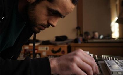 Palestine's Muqata'a Featured on New Album by NYC Artist Hiro Kone