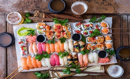 Sushi Spot 'Seven' Rolls into Mukattam and Our Bellies