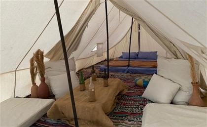 Tzila Camp Offers Bedouin Adventures in Wadi El Rayan