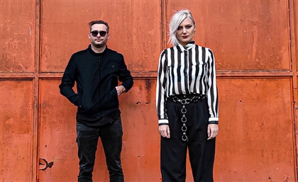 Turkish Darkwave Duo Ductape Release New Track from Upcoming 'Araf' EP