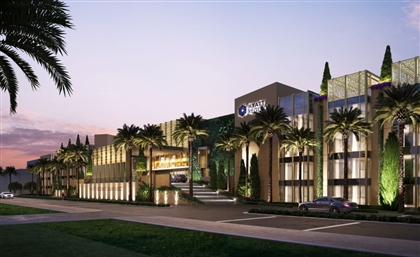 Hyatt Regency Cairo West is Now Open by the Pyramids of Giza