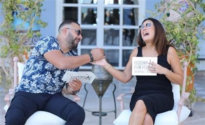 #GFF21 Interviews: Ahmed El Saka vs Hend Sabri