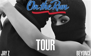 Jay Z & Beyonce On the Run