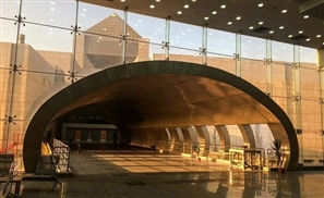9 Stunning Photos of the Newly Opened National Museum of Egyptian Civilisation